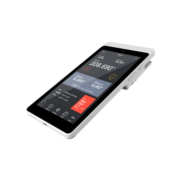 安卓智能平板式触摸POS机